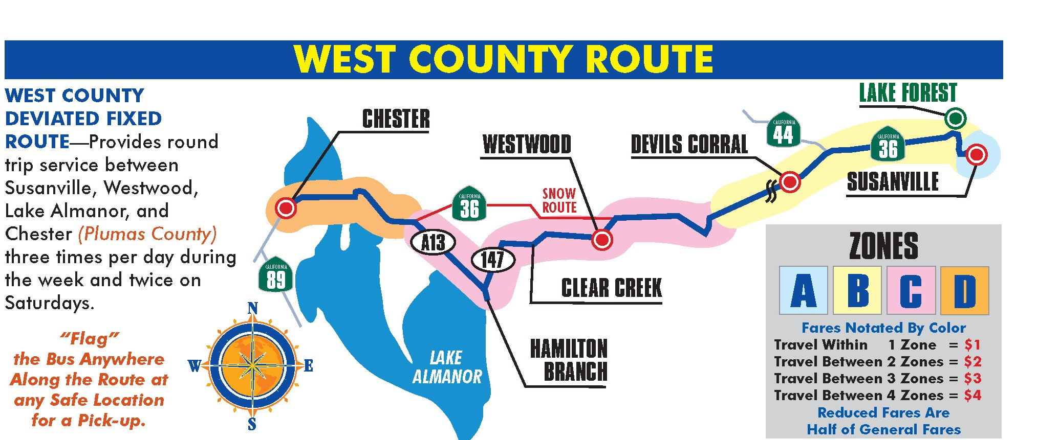 West County Route